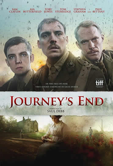 Assistir Journey's End 2019 Torrent Dublado 720p 1080p Online