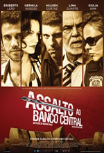 Poster do filme Assalto ao Banco Central