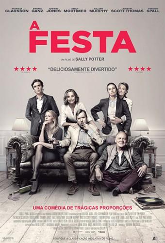 Poster do filme A Festa