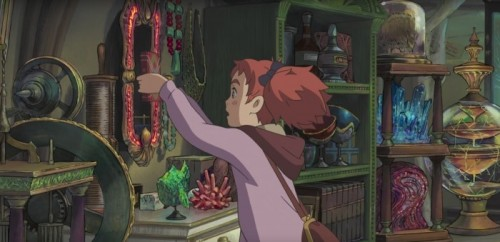 Imagem 3 do filme Mary e a Flor da Bruxa