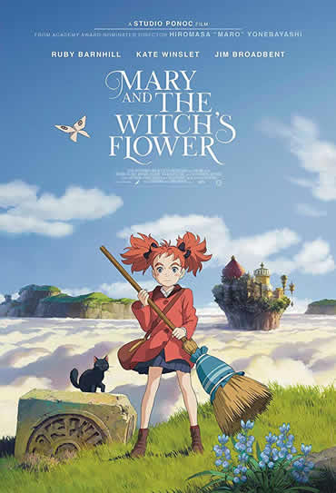 Assistir Mary and the Witch's Flower 2019 Torrent Dublado 720p 1080p Online