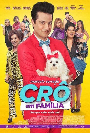 Poster do filme Crô em Família