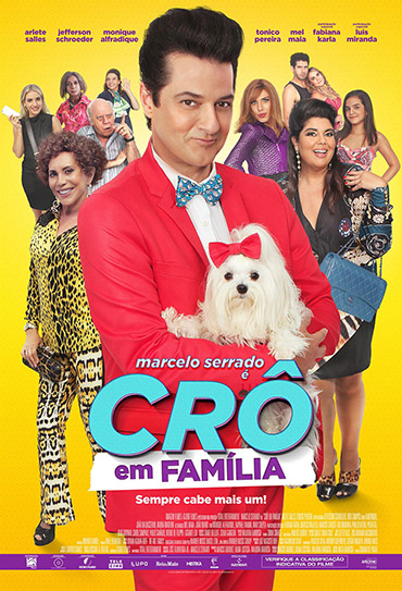 Assistir Crô em Família 2018 Torrent Nacional 720p 1080p Online