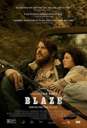 Poster do filme Blaze