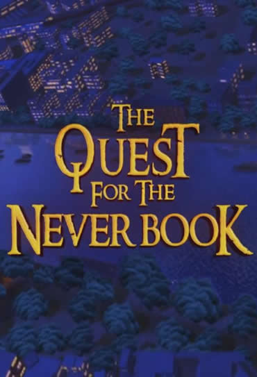 Assistir Peter Pan The Quest for the Never Book 2019 Torrent Dublado 720p 1080p Online