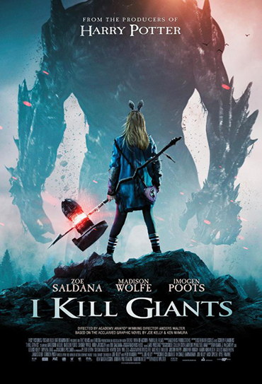 Poster do filme I Kill Giants