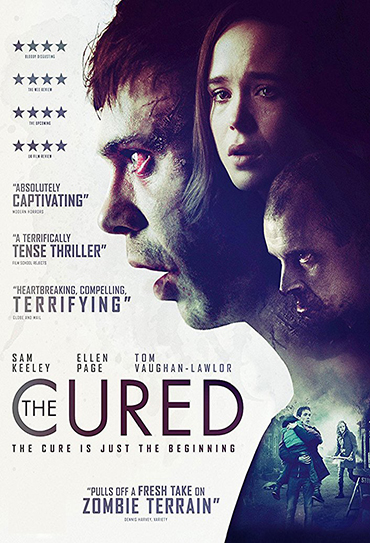 Poster do filme The Cured