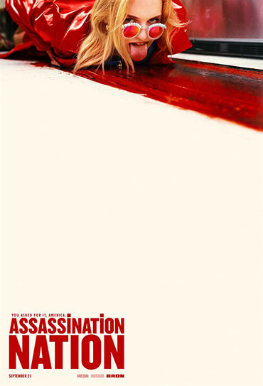 Poster do filme Assassination Nation
