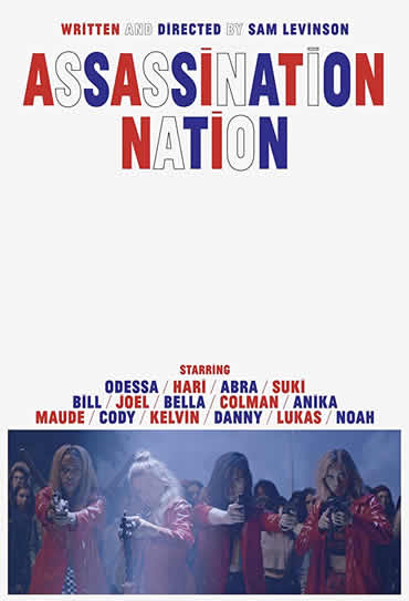 Baixar Assassination Nation Dublado Torrent 1080p 720p Download Link