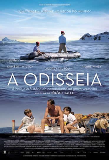 Poster do filme A Odisseia