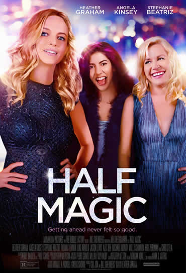Poster do filme Half Magic