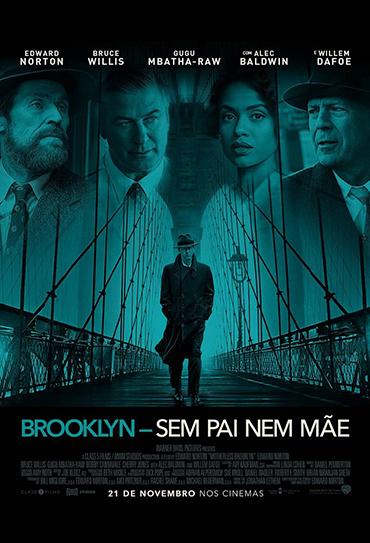 Poster do filme Brooklyn - Sem Pai Nem Mãe
