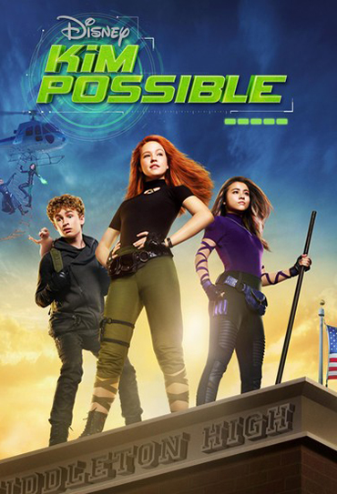 Poster do filme Kim Possible