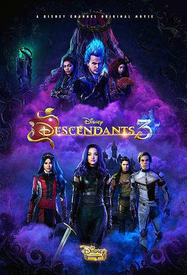 Poster do filme Descendentes 3