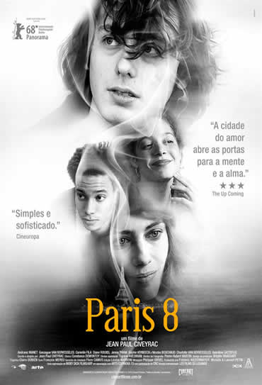 Poster do filme Paris 8