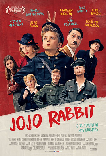 Poster do filme Jojo Rabbit