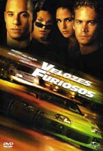 Poster do filme Velozes e Furiosos