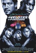 Poster do filme +Velozes +Furiosos