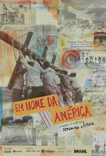 Poster do filme Em Nome da América