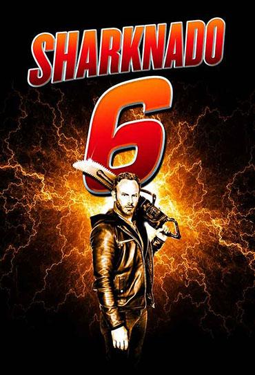 Poster do filme O Último Sharknado: Já Estava na Hora