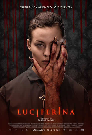 Poster do filme Luciferina