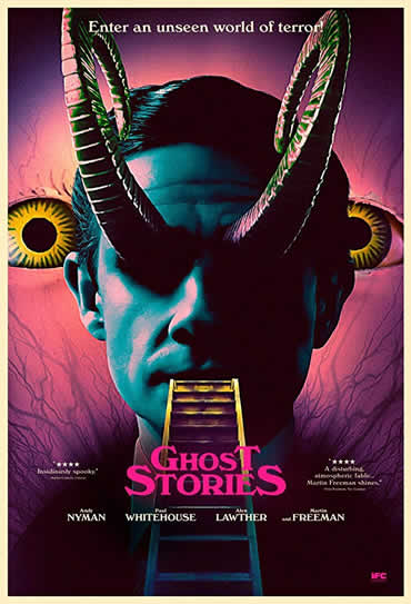 Poster do filme Ghost Stories