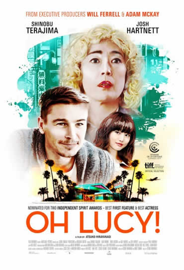 Poster do filme Oh Lucy!