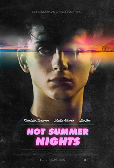 Poster do filme Hot Summer Nights
