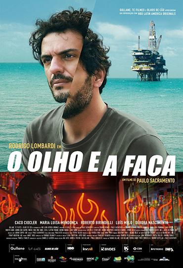Poster do filme O Olho e a Faca