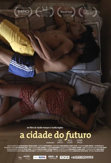 Poster do filme A Cidade do Futuro