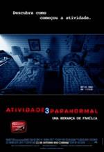 Poster do filme Atividade Paranormal 3
