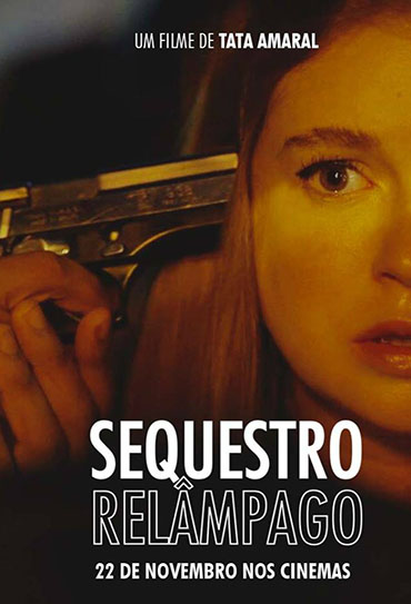 Poster do filme Sequestro Relâmpago