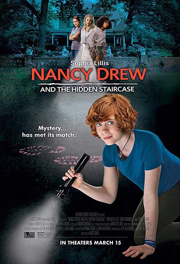 Poster do filme Nancy Drew e a Escada Secreta
