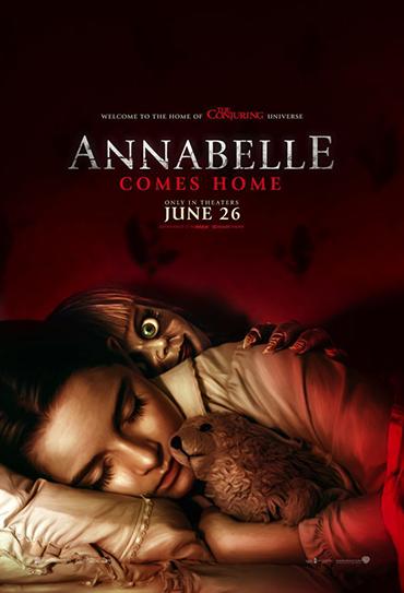 Annabelle 3 - De Volta Para Casa