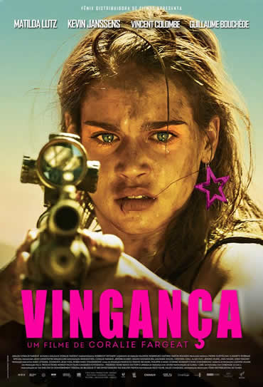 Poster do filme Vingança