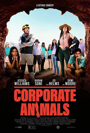 Poster do filme Animais Corporativos