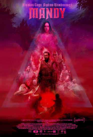 Poster do filme Mandy