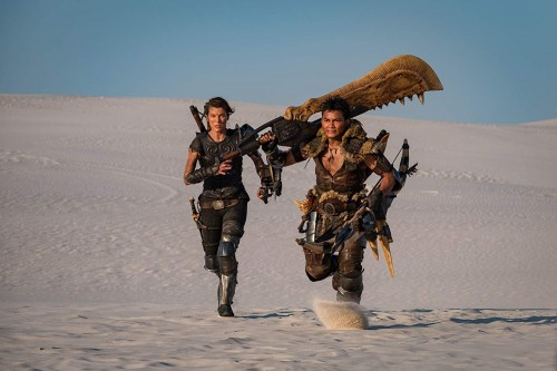 Imagem 2 do filme Monster Hunter