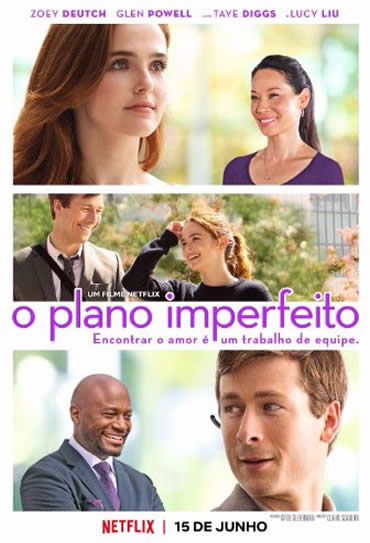 Poster do filme O Plano Imperfeito