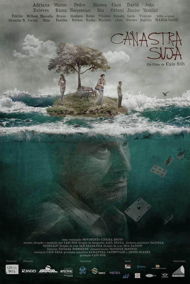 Poster do filme Canastra Suja