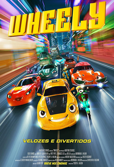 Assistir Wheely Velozes e Divertidos 2018 Torrent Dublado 720p 1080p Online