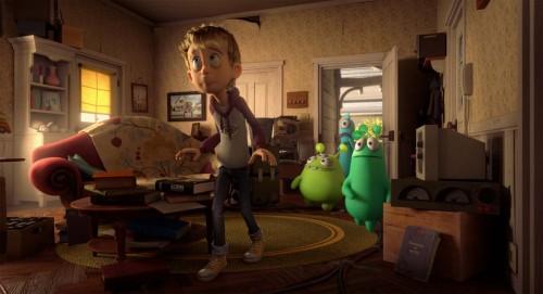 Imagem 5 do filme Amigos Alienígenas
