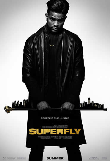 Poster do filme SuperFly
