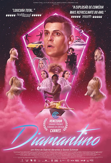 Poster do filme Diamantino