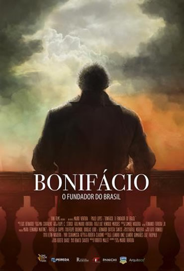 Poster do filme Bonifácio - O Fundador do Brasil