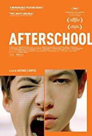 Poster do filme Depois da Escola