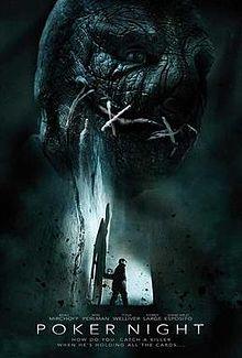 Poster do filme Poker Night