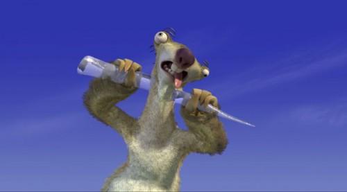 Imagem 3 do filme A Era do Gelo 4