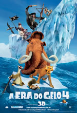 Poster do filme A Era do Gelo 4