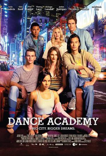 Poster do filme Dance Academy: O Filme
